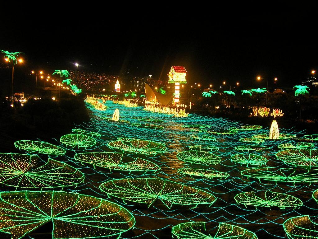 Medellín de luces